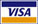 We gladly accept Visa